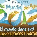 """""""El mundo tiene sed porque tenemos hambre"""""""