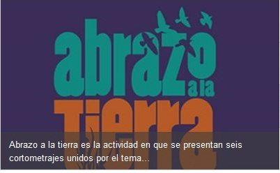Logo del evento de cine (tomado de Prensa Comunitaria)