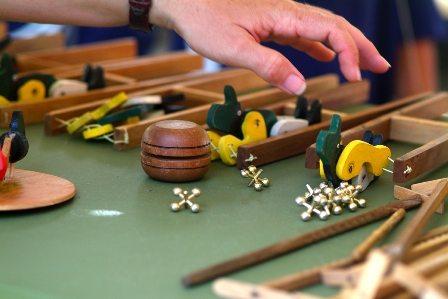 Exhibicion De Juegos Tradicionales En La Hacienda Buena Vista En
