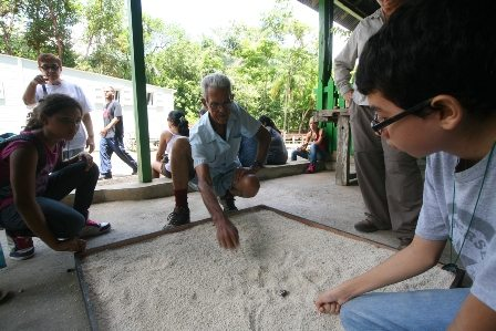 Culmina Con Exito Casa Abierta De Juegos Tradicionales En Hacienda