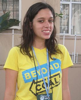 Adriana González, nueva organizadora comunitaria del Sierra Club de Puerto Rico (suministradas)