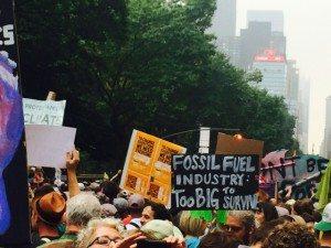 Estas manifestaciones son importantes para alertar sobre las consecuencias del cambio climático en las comunidades de escasos recursos.