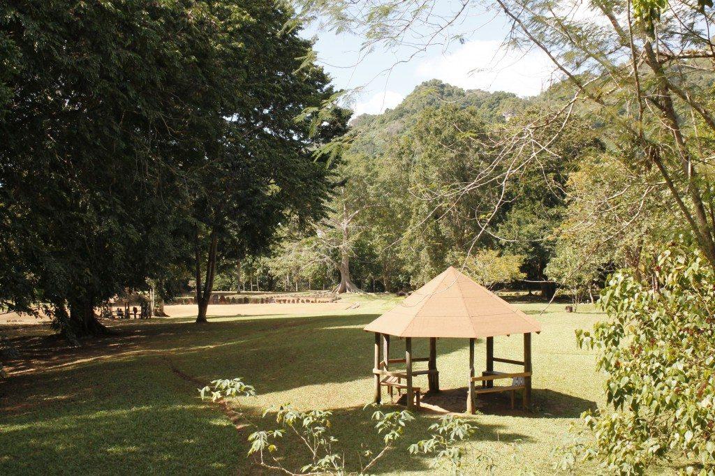 El Instituto de Cultura Puertorriqueña cuenta con el primer plan de manejo a corto y largo plazo para proteger las estructuras del Parque Ceremonial Indígena de Caguana en Utuado. (fotos suministradas por el ICP)