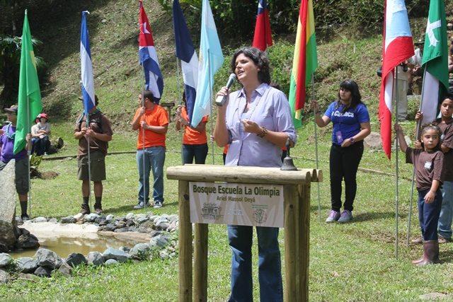 La secretaria de Recursos Naturales, Carmen Guerrero, ofrecerá una de las conferencias. (foto por Marielisa Ortiz)