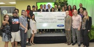 Diez organizaciones sin fines de lucro recibieron fondos del programa de Donativos para la Conservación y el Medio Ambiente Ford para continuar con sus proyectos de preservación ambiental.  (suministrada)