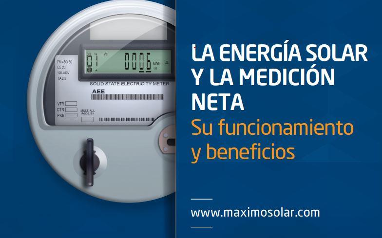 La energía solar y la medición neta (ilustración suministrada)