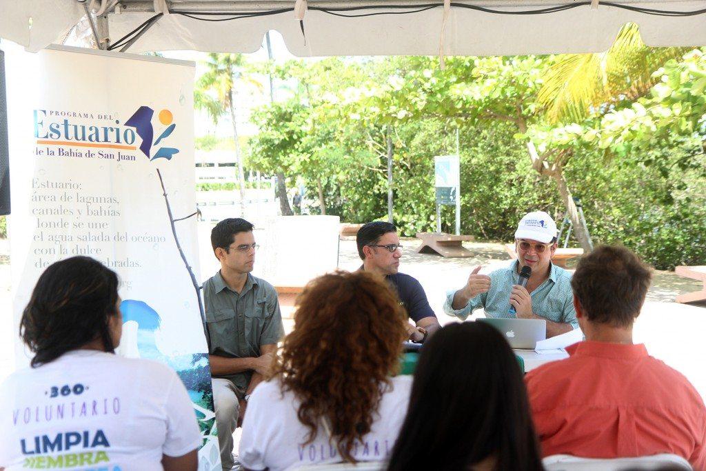 El nuevo sistema de información para ciudadanos fue lanzado este martes 5 de mayo por el Programa del Estuario de la Bahía de San Juan (PEBSJ), con el auspicio de la Agencia de Protección Ambiental (EPA) y Crowley.