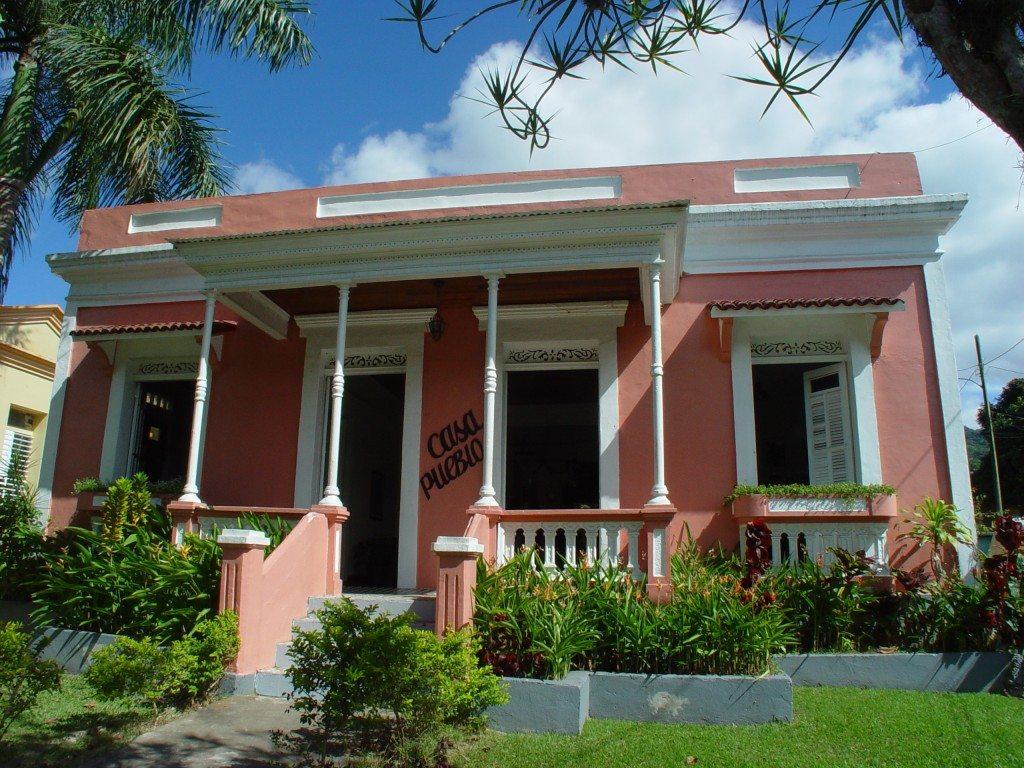 Casa Pueblo de Adjuntas (foto suministrada)