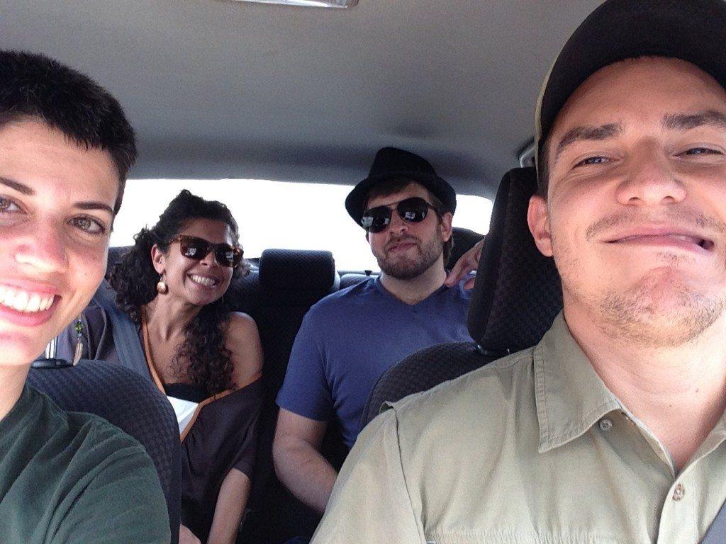 Usuarios del servicio de Coopolito Puerto Rico. (foto tomada de la página de Facebook de la organización)