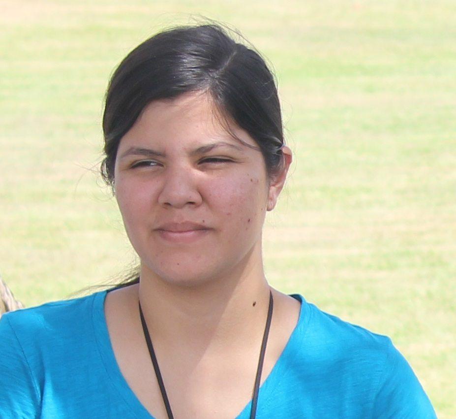 Gladys Valentín, voluntaria del programa Ciudadano Científico (foto suministrada)