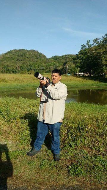 Ricardo Rodríguez Vélez es aficionado de la fotografía y las aves. (foto suministrada)