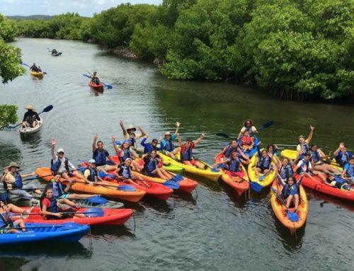 Compañerismo y alegría en cierre de Talleres de Inmersión Para La Naturaleza
