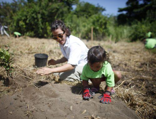 Mujeres apasionadas con la conservación de la naturaleza